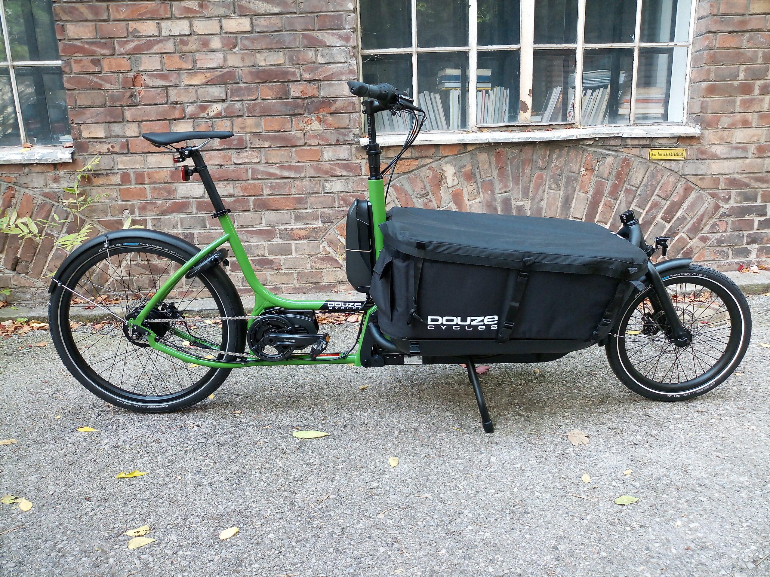 Douze Cycles V2 Traveller Lastenrad kaufen bei Heavy Pedals in Wien