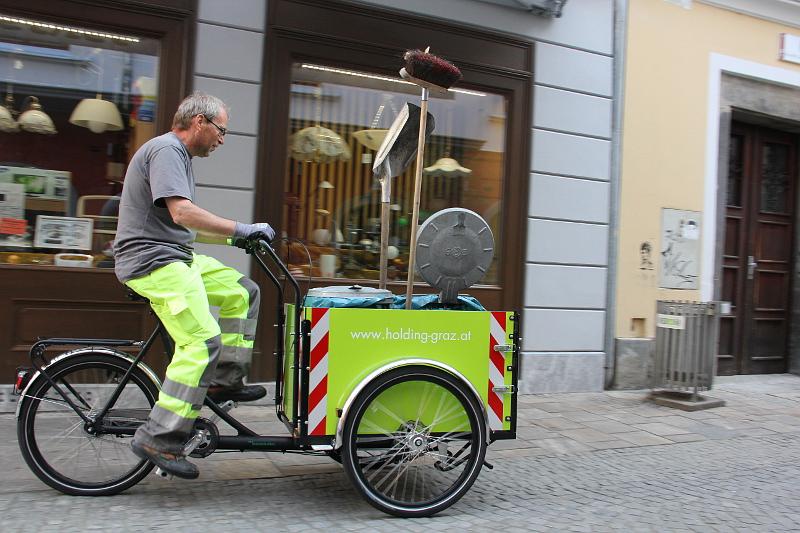 Foto: Kevin Griebaum / Holding Graz