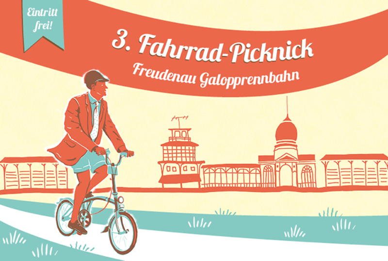 3. Wiener Fahrrad-Picknick