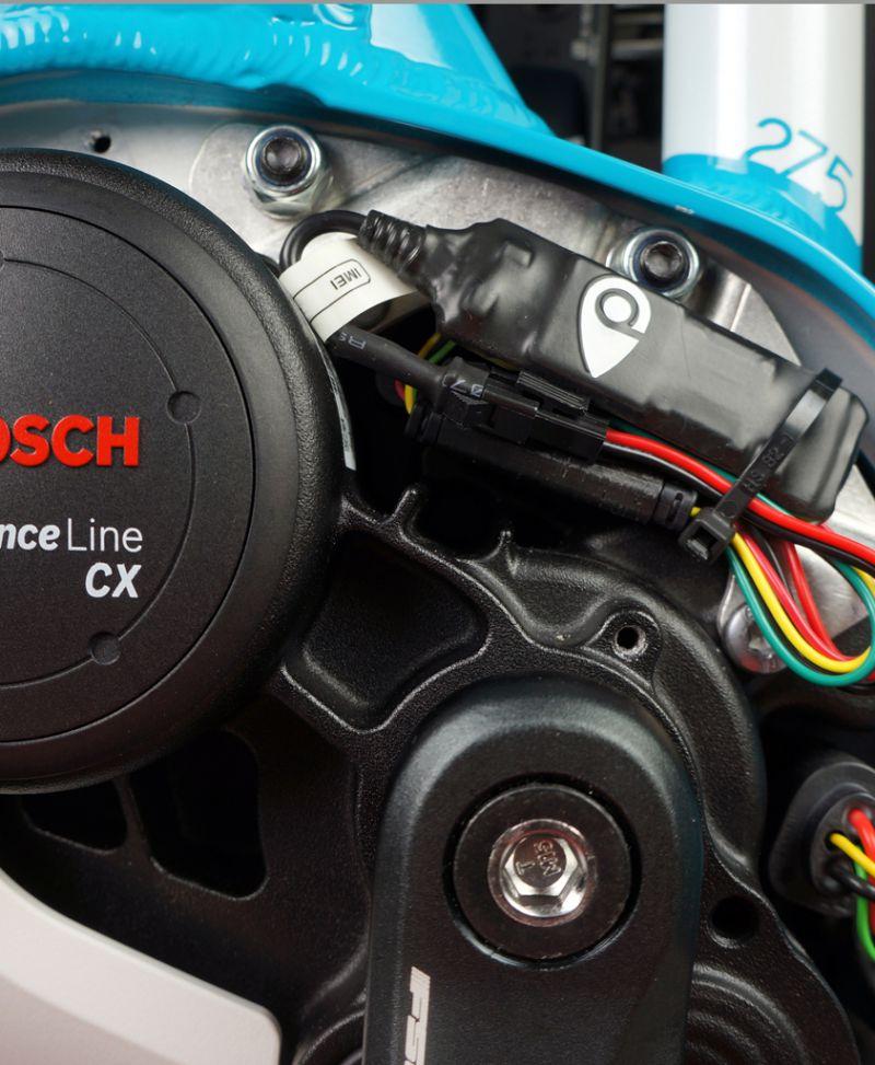 Powunity GPS Tracker für Bosch